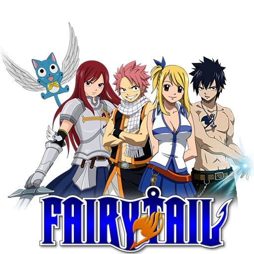 Fairy Tail (2009-19)