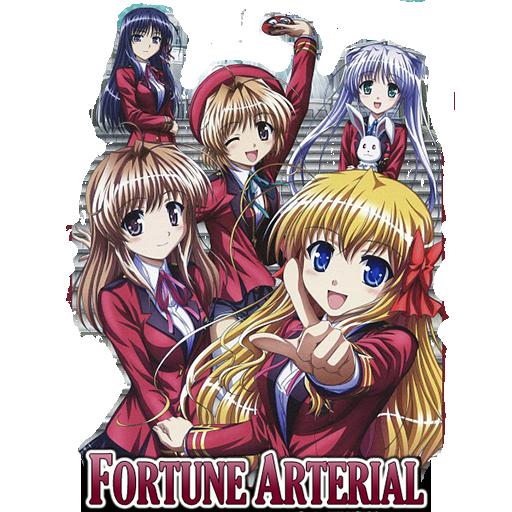 Fortune Arterial: Akai Yakusoku (2010-11)
