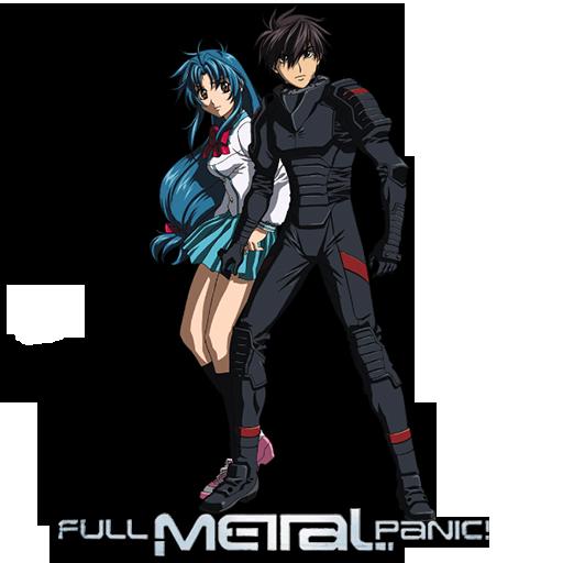 Full Metal Panic! (2002-18) (magyarul)