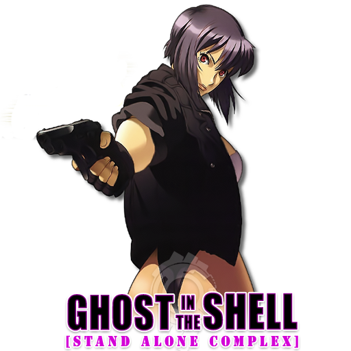 Ghost in the Shell: Stand Alone Complex (2002-20) (magyarul)