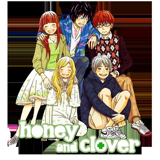Honey and Clover (2005) (magyarul)