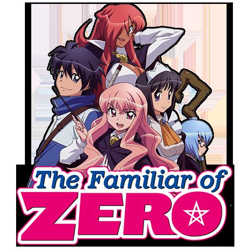 Zero No Tsukaima (2006-12)