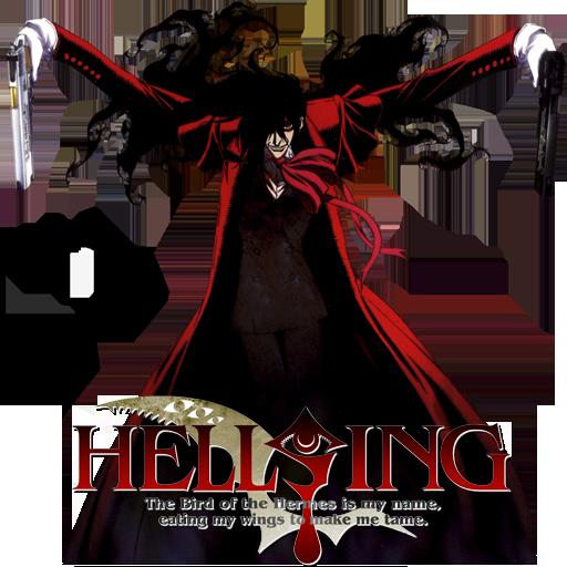 Hellsing (2001-02) (magyarul)