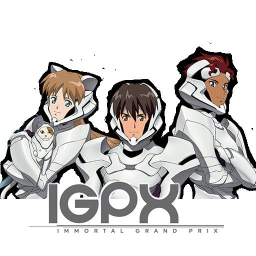 IGPX -Immortal Grand Prix- (2005-06)