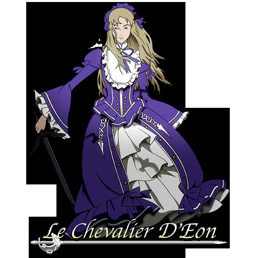 Le Chevalier D`Eon (2006-07)