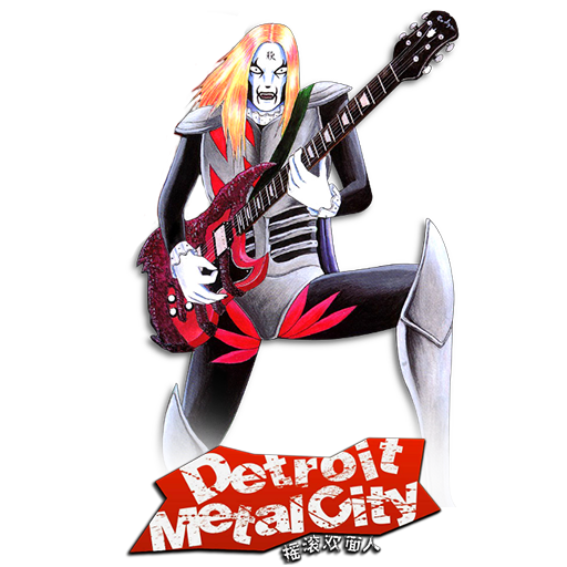 Detroit Metal City (2008)