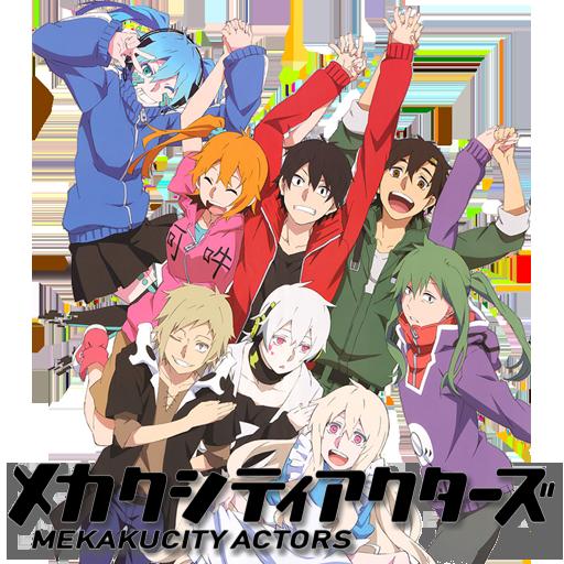 Mekakucity Actors (2014)