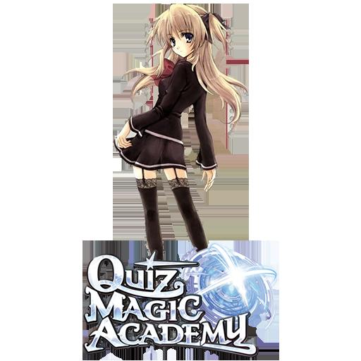 Quiz Magic Academy: The Original Animation (2008-10)