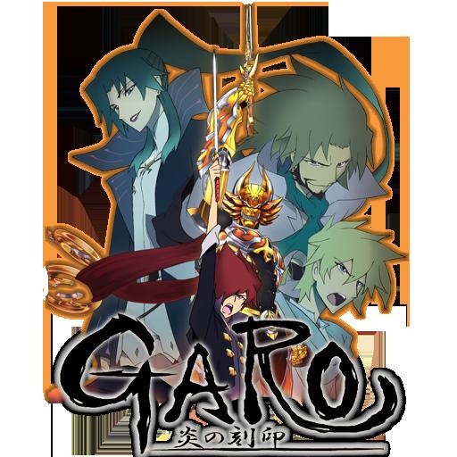 Garo: Honoo no Kokuin (2014-18)