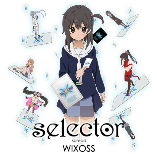 Selector Infected WIXOSS (2014-21)