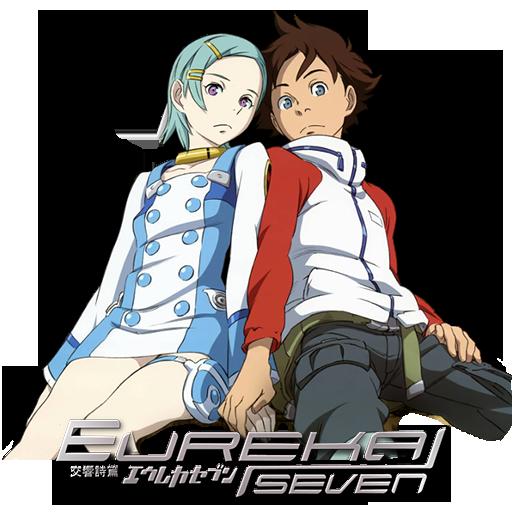 Eureka Seven (2005-12)