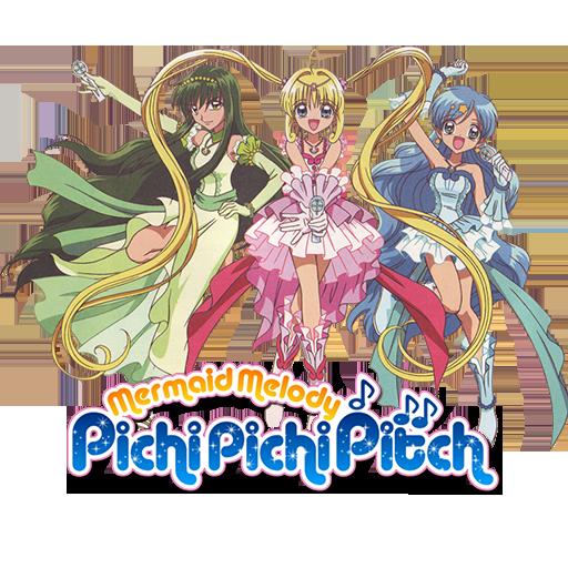 Mermaid Melody Pichi Pichi Pitch (2003-04)