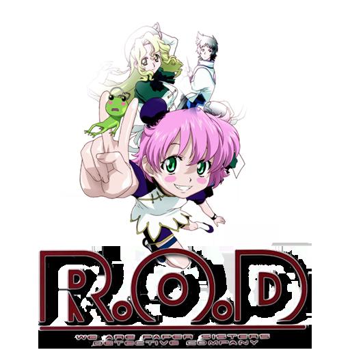 R.O.D – the TV (2003-04)