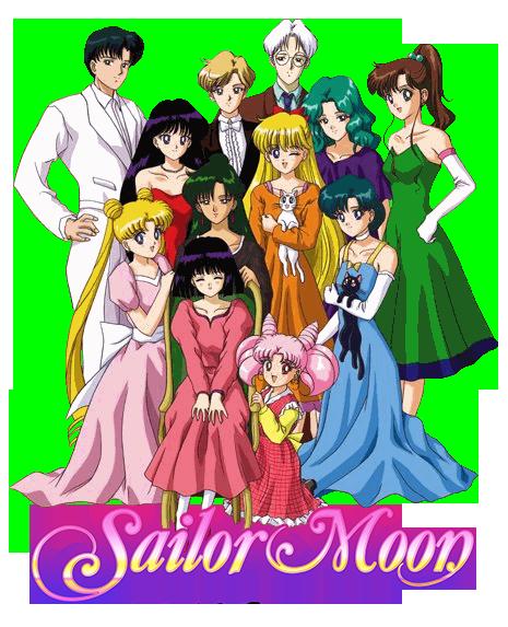 Sailor Moon (1992-93) (magyarul)