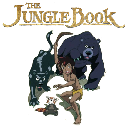 Jungle Book Shounen Mowgli (1989–90) [Magyarul]