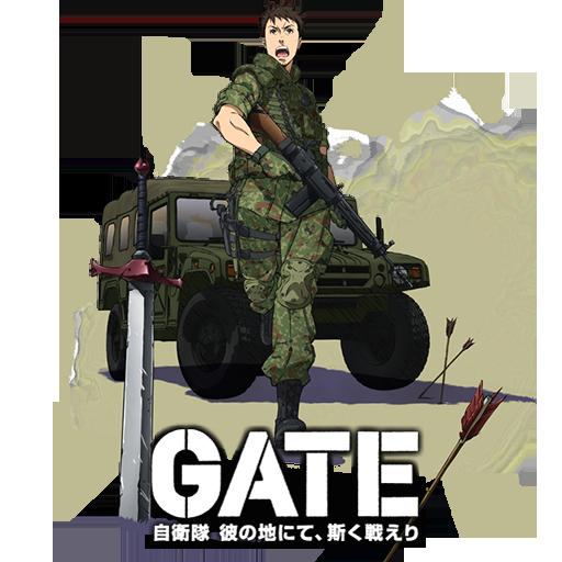 Gate: Jieitai Kanochi nite, Kaku Tatakeri (2015-16)