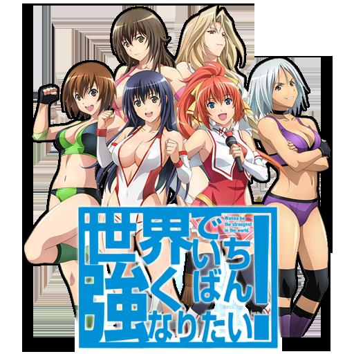 Sekai de Ichiban Tsuyoku Naritai! (2013)