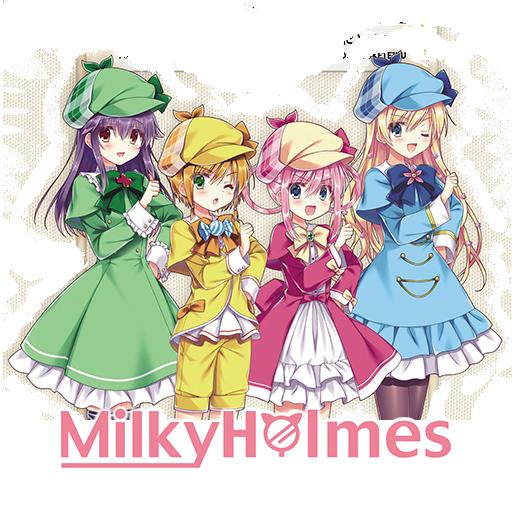 Tantei Opera Milky Holmes (2010-2015)