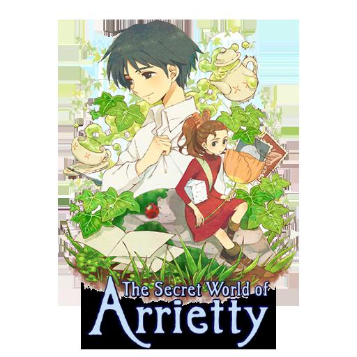 Karigurashi no Arrietty (2010) (magyarul)