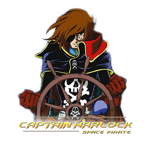 Uchuu Kaizoku Captain Harlock (1978-2013)