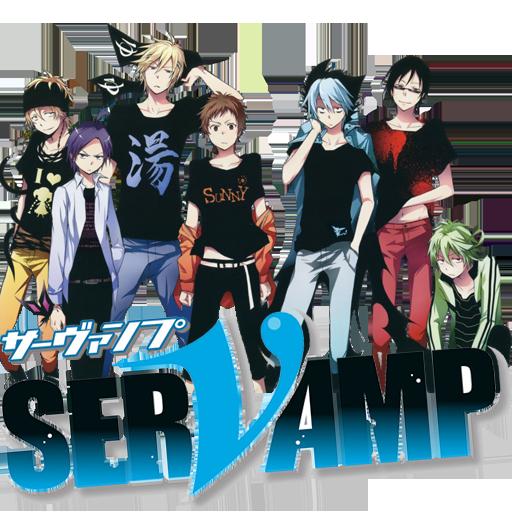 Servamp (2016-18)
