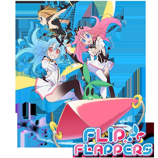 Flip Flappers (2016)