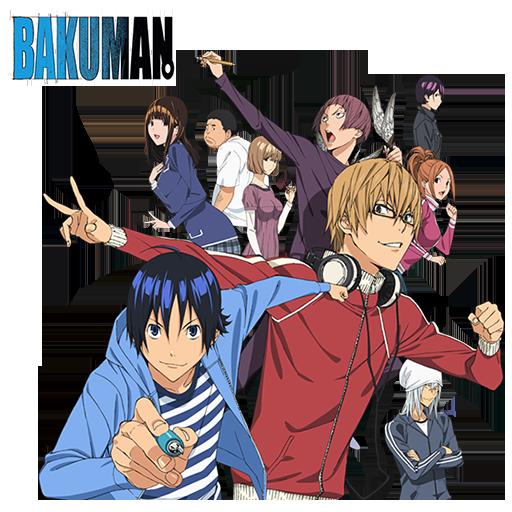 Bakuman (2010-11)