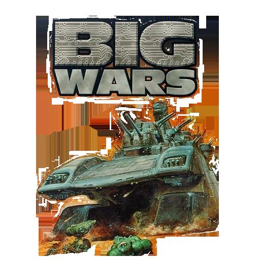 Big Wars: Kami Utsu Akaki Kouya ni (1993)