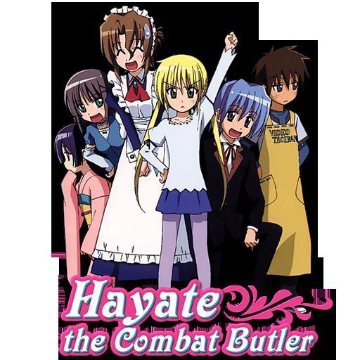 Hayate no Gotoku! (2007-08)