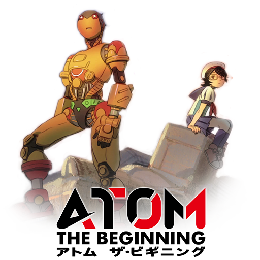 Atom: The Beginning (2017)