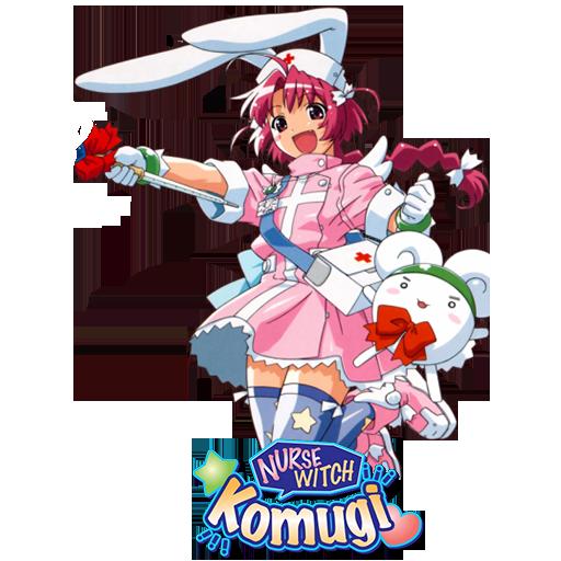 Nurse Witch Komugi-chan Magikarte (2002-04)