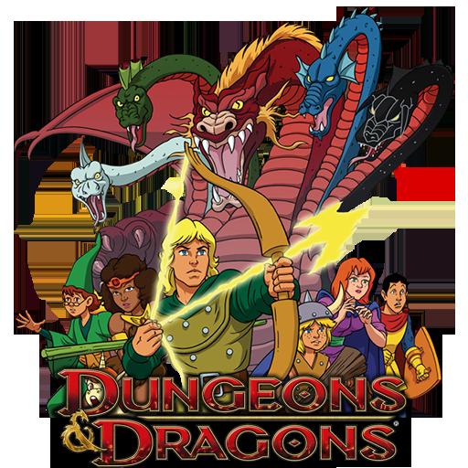 Dungeons & Dragons (1983-85) (magyarul)