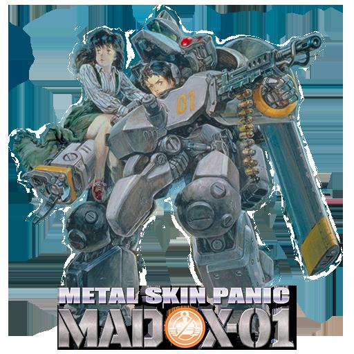 Metal Skin Panic MADOX-01 (1987)
