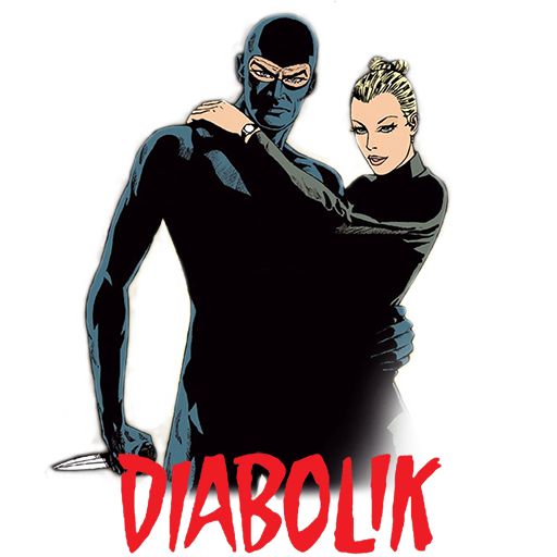 Diabolik (2000-01) (magyarul)