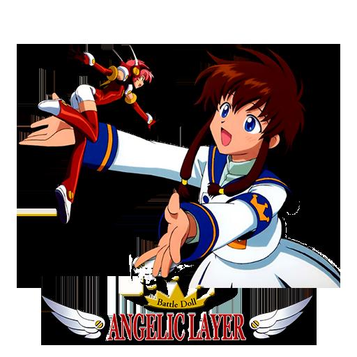 Kidou Tenshi Angelic Layer (2001)