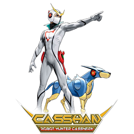 Casshan: Robot Hunte3 (1993-94)